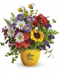 quick view teleflora s garden of wellness bouquet bouquet