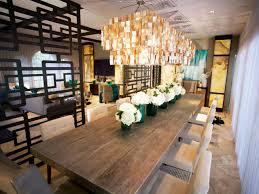 long dining room lights