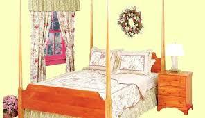 Macys Wooden Bed Frame Frames Plans Dimensions King Set Knotty ...