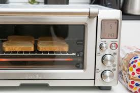 toaster ovens breville smart oven controls