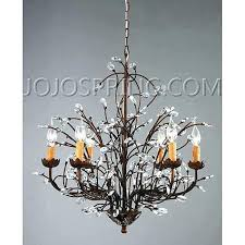 6 light crystal chandelier crystal candle chandelier antique bronze 6 light crystal and iron chandelier crystal 6 light crystal chandelier
