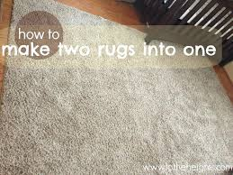diy area rug s in ideas from fabric wool cleaning