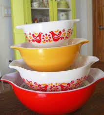 Rare Pyrex Patterns Best Vintage Pyrex Dishes Mixing Bowls Collectors Just For Fun