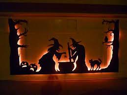 Witch Decorating Halloween Witch Door Decorating Ideas Witch Bathroom Door