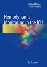 Hemodynamic Monitoring In The Icu Raphael Giraud Springer