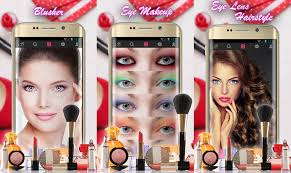 it beautifies your selfie according to your choice and gives you the result you desire