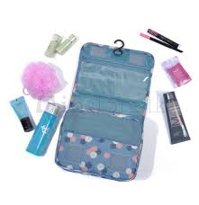 men women travel organizer hanging wash toiletry cosmetics bag large capacity multi functional storage bag makeup bag travel kit bag model 3