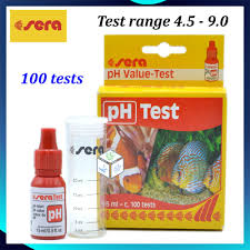 Sera Aquarium Ph Test Wide Range 15ml