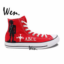 While one piece had plenty of action and. Wen Hand Painted Shoes Design Custom One Piece Portgas D Ace Luffy S Hat Men Women S High Top Red Canvas Sneakers For Gifts Sneaker Dress Shoe Sneaker Technologyshoes Flats Aliexpress