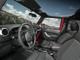 2018 jeep wrangler suv sport 2dr 4x4 interior 1