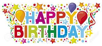 Happy Birthday Happy Birthday Party Happy Birthday Design Royalty