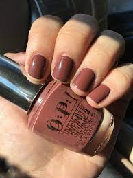 Pretty nail polish collections, many favourite colors to choose at clearance price! Opi Infinite Shine Linger Over Coffee Opi Nail Colors Nail Candy Gel Nails