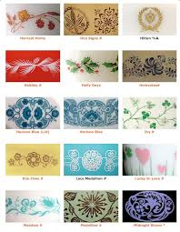 Pyrex Patterns By Year