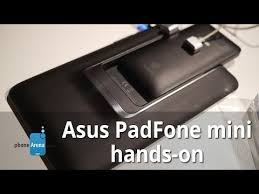 Asus PadFone X mini Video clips