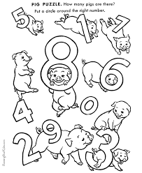 Printable Activity Sheets For Kids - Coloring Home