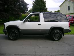 MikePots 1994 Chevrolet Blazer Specs, Photos, Modification Info at ...