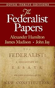 com the anti federalist papers and the constitutional  the federalist papers dover thrift editions