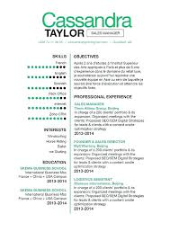 Simple Resume Template Unique A This Has Straight Forward And ...