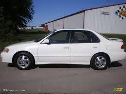 2002 Super White Toyota Corolla S #58387260 Photo #10 | GTCarLot ...