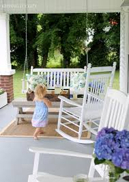 over the weekend we finished our front porch remodel yesterday afternoon i went outside with rosetta propped my feet on the coffee table and as
