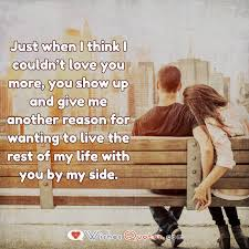 Sweet Love Quotes For Her Adorable Very Sweet Love Quotes For Your Girlfriend 48 Joyfulvoices