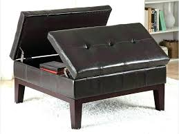 square leather ottoman coffee table top brown leather ottoman coffee tables ottoman coffee table this square