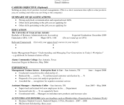 Resume Template College Student Templates Free Psd Examples With