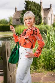 Ashley Jensen Exclusive Interview Agatha Raisin Season 3 Assignment X