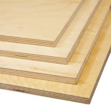 birch plywood is a popular hardwood support for painting