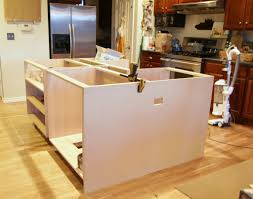 Kitchen Island Outlet Ikea Hack How We Built Our Kitchen Island Jeanne Oliver