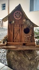 Rustic Birdhouses Best 25 Rustic Bird Feeders Ideas On Pinterest Rustic Bird
