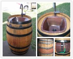 36+ Creative DIY Ideas to Upcycle Old Wine Barrels --> Turn a Wine