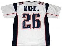 Autographed Beckett Sony Signed 26 White Michel Jersey - Authentic