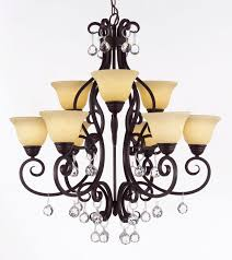 c188 b6 2648 hamilton home oil rubbed bronze finished multi tier chandelier chandeliers lighting with frosted ivory shades and crystal good for