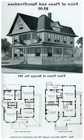 old victorian house plans updated house plans a charming light historic house plans new historic house