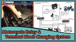motorcycle usb charger terminal block relaytheory setup motorcycle usb charger terminal block relaytheory setup rainproof