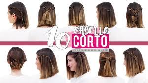 10 Peinados F Ciles Para Cabello Corto O Media Melena Patry