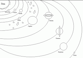 Solar System Coloring Pictures Coloring Pages Of The Solar System