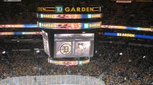 td garden scoreboard