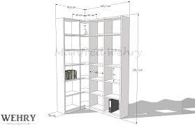 Architektur Eckregale Weiß Raeume Badezimmer Regale Und Raumteiler