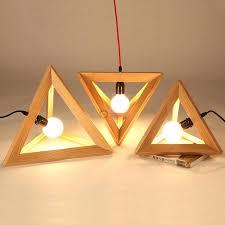 modern wood chandelier modern wooden chandelier geometry ceiling light lighting art wood pendant lamp