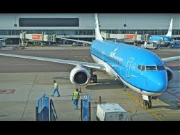klm boeing 737 800 amsterdam to