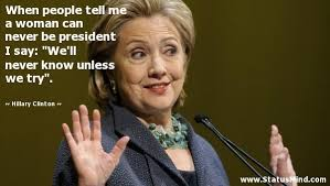 Hillary Clinton Quotes Enchanting 48 Clinton Quotes 48 QuotePrism