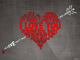 I Love You Quotes And Images Interesting I love you wallpapers hd Group 48