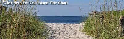 Nc Tide Chart Oak Island Nc Tide Chart Slide Oak Island Nc Vacation