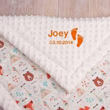 minky blanket baby blanket toddler blanket cot pram blanket baby bedding custom minky blanket baby shower gift nursery bedding made to order