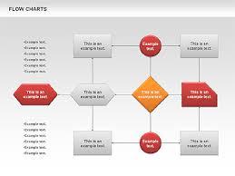 Flowchart Presentation Template For Google Slides And