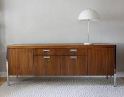 Image of: Furniture Charming Mid Century Modern Credenza For Classic Home