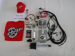Complete TBI Conversion Kit for Stock Big Block Chevy 454 7.4L ...