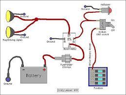 kc driving lights wiring diagram kc image wiring wiring diagram for led light bar the wiring diagram on kc driving lights wiring diagram
